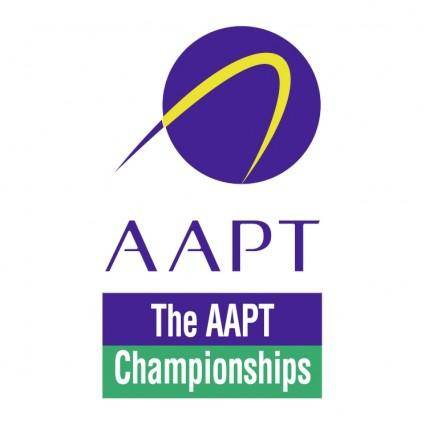 Aapt championships