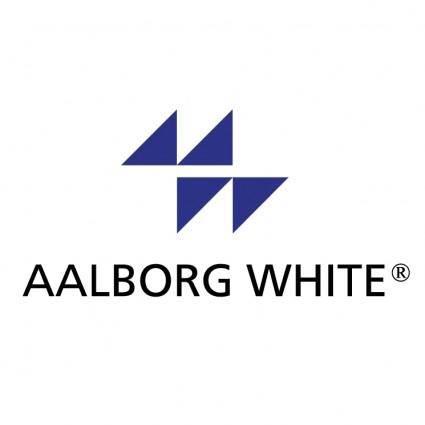 free vector Aalborg white