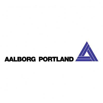 free vector Aalborg portland