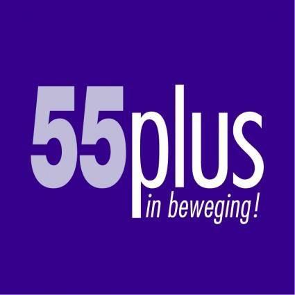 free vector 55 plus