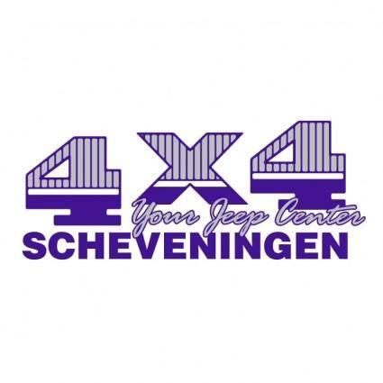 free vector 4x4 scheveningen
