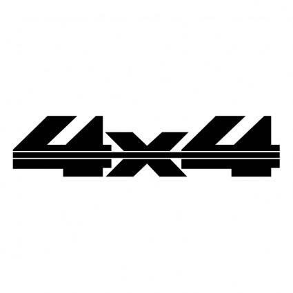 4x4 1