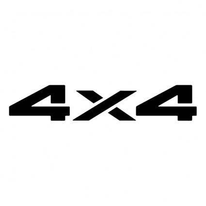 4x4 0