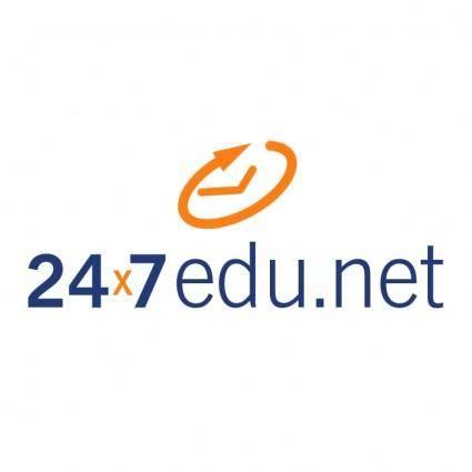 free vector 24x7edunet