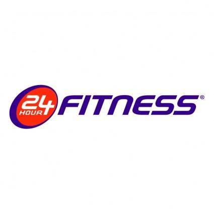 free vector 24 hour fitness 1