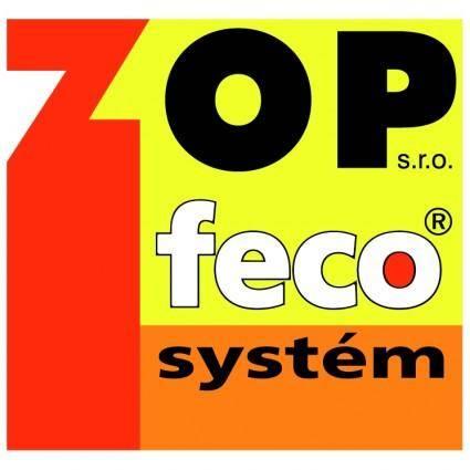 Zop feco system