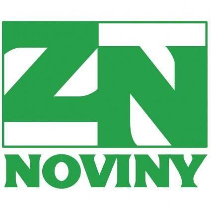 free vector Zn noviny