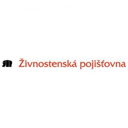 free vector Zivnostenska pojistovna