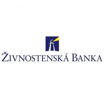 free vector Zivnostenska banka