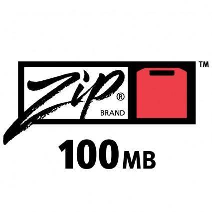 free vector Zip 100