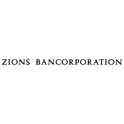 free vector Zions bancorporation