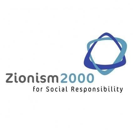 Zionism 2000