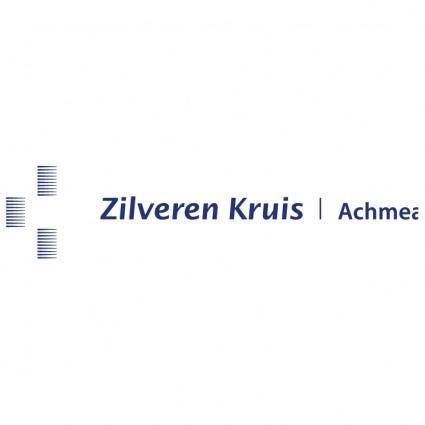 free vector Zilveren kruis