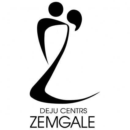 free vector Zemgale deju centrs