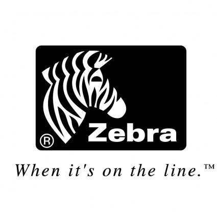 free vector Zebra 2