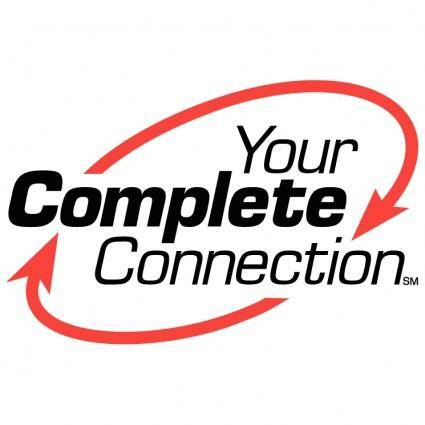 free vector Your complete connection