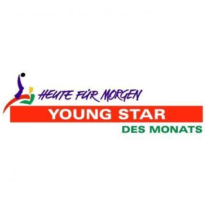 Young star des monats