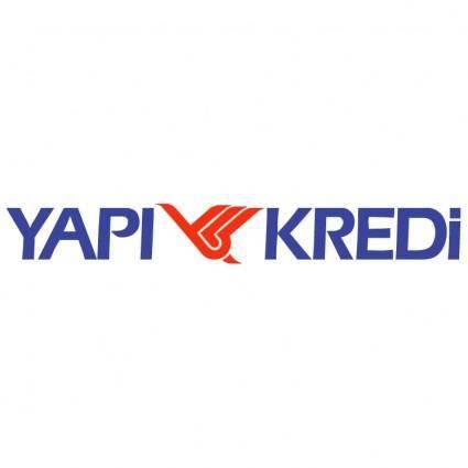 free vector Yapi kredi
