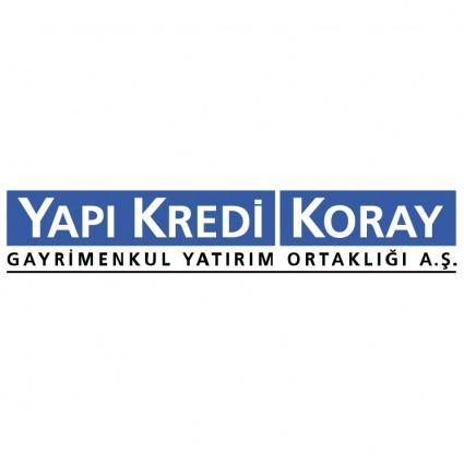 Yapi kredi koray