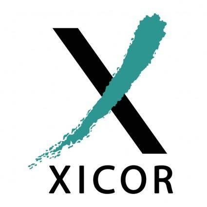 free vector Xicor