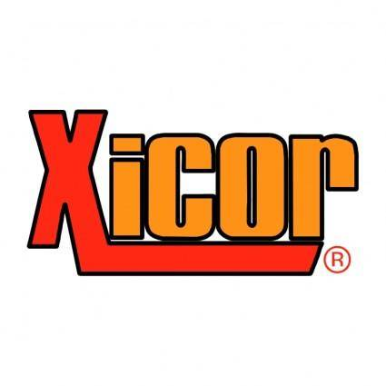 free vector Xicor 0
