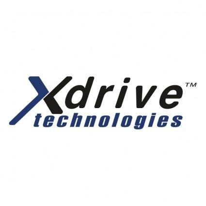 free vector Xdrive technologies