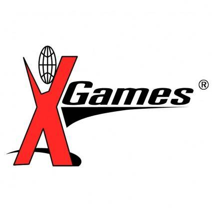 free vector X games