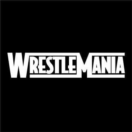free vector Wwf wrestlemania
