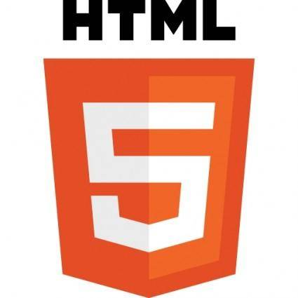 free vector HTML 5 Vector Logo