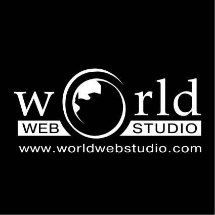 free vector World web studio