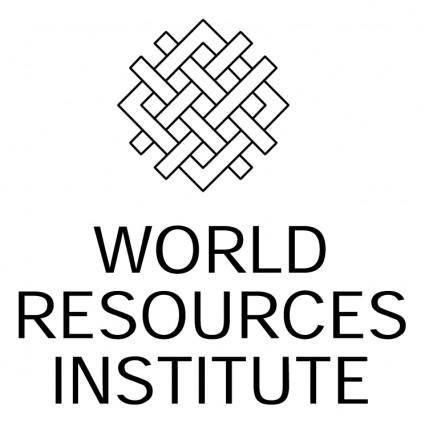 free vector World resources institute
