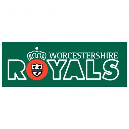 free vector Worcestershire royals