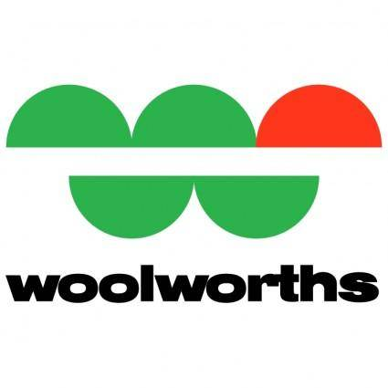 free vector Woolworths 1