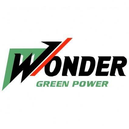 free vector Wonder