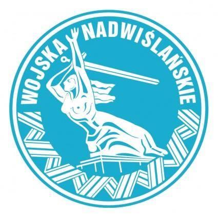 free vector Wojska nadwislanskie