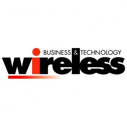 Wireless business technology