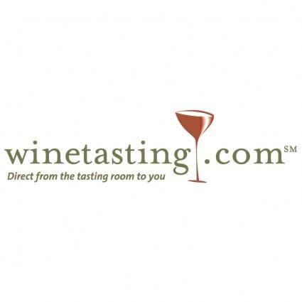 free vector Winetastingcom
