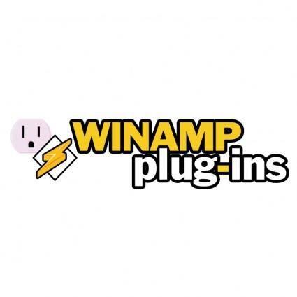 Winamp plug ins
