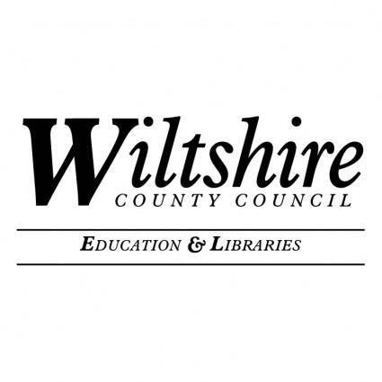free vector Wiltshire county council