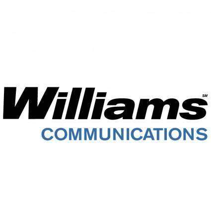 free vector Williams communications