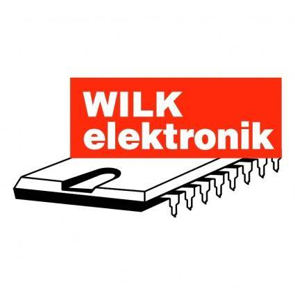 free vector Wilk elektronik