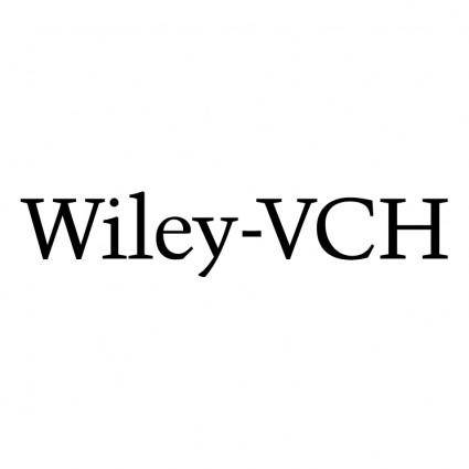 free vector Wiley vch 0
