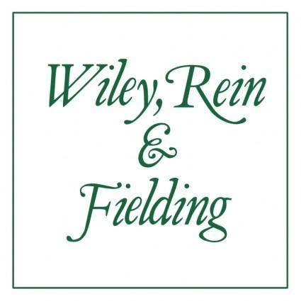 free vector Wiley rein fielding