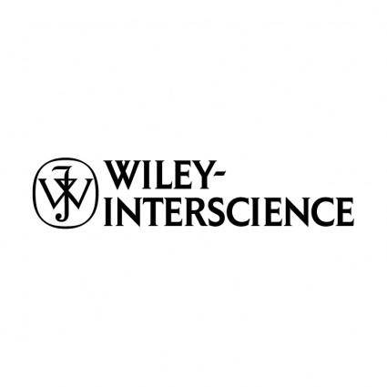 free vector Wiley interscience 0