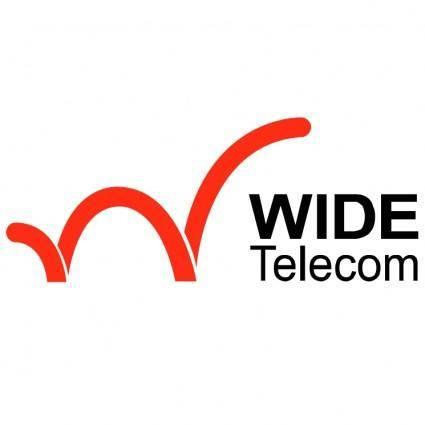 free vector Wide telecom