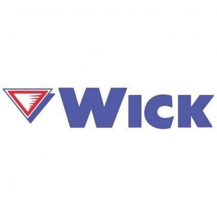 free vector Wick