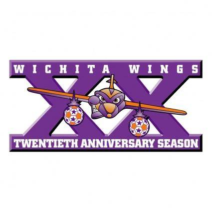 free vector Wichita wings