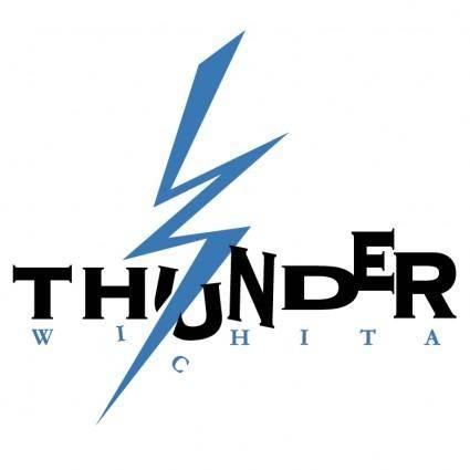 free vector Wichita thunder
