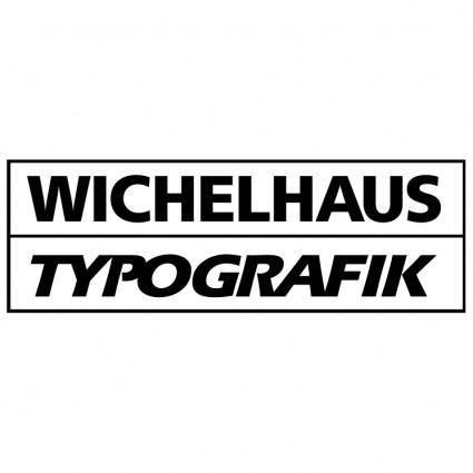 free vector Wichelhaus typografik