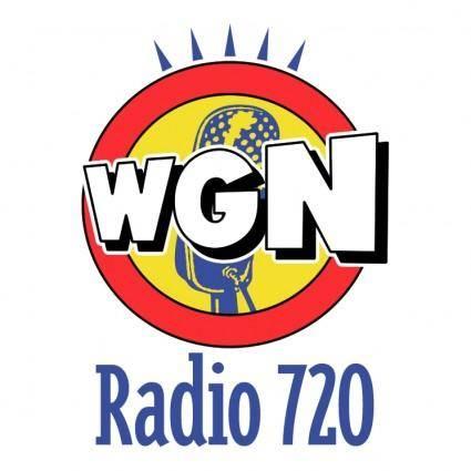 free vector Wgn radio 720